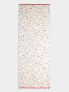 Foulard Blanc TYKUETTE / 20E4PFJ1FOU000