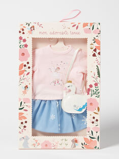 Habits poupées Rose TENUE06 / 20J7GF17HPO301