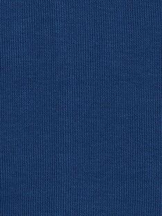 Gilet bleu marine ZAIGOR / 21E1BGI1GIL705