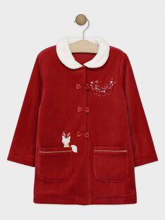 Robe de Chambre Rouge SOBICHETTE / 19H5PFQ1RDC511