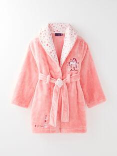 Robe de chambre rose petite fille  VEJOUSETTE / 20H5PF31RDC415