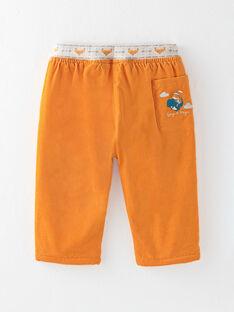 Pantalon camel VALEONY / 20H1BGR1PANB101