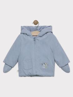 PARKA bleu grisé  SIPAULIN / 19H1BGF1PAR205