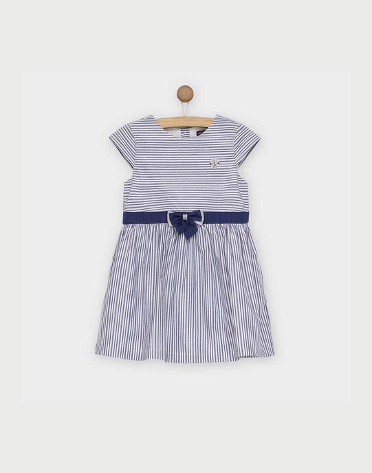 Robe bleu marine RYCACETTE / 19E2PFT2ROB070
