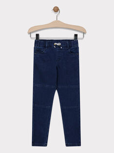 8a9cc974e69555 PANTALON en denim