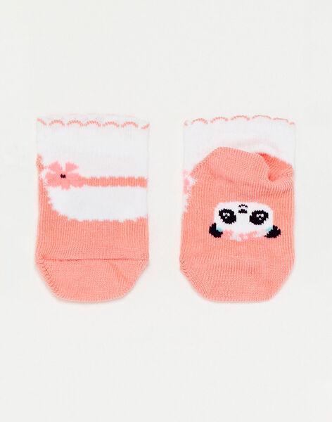 Chaussettes bébé fille  TAQASSY / 20E4BFP1SOB001