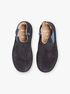 Boots Bleu marine BACHELSAGE / 21F10PG41D0D070