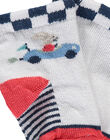 Chaussettes blanche RAPIEL / 19E4BGH1SOQ000