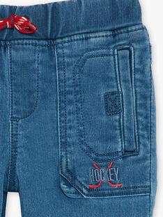 Jean en tricot denim  VIMESAGE / 20H3PGW1JEAP269