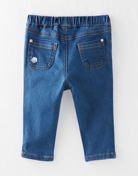 Jean bleu moyen VAHARPEREX / 20H1BGL2JEAP269