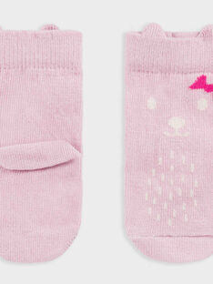 Chaussettes rose PEGGY / 18H0AFN1SOQ320