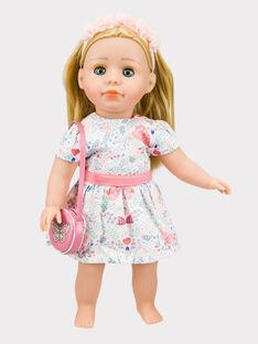 Silhouette poupée blanche  ROJUROBETC / 19EZENX1TEN001