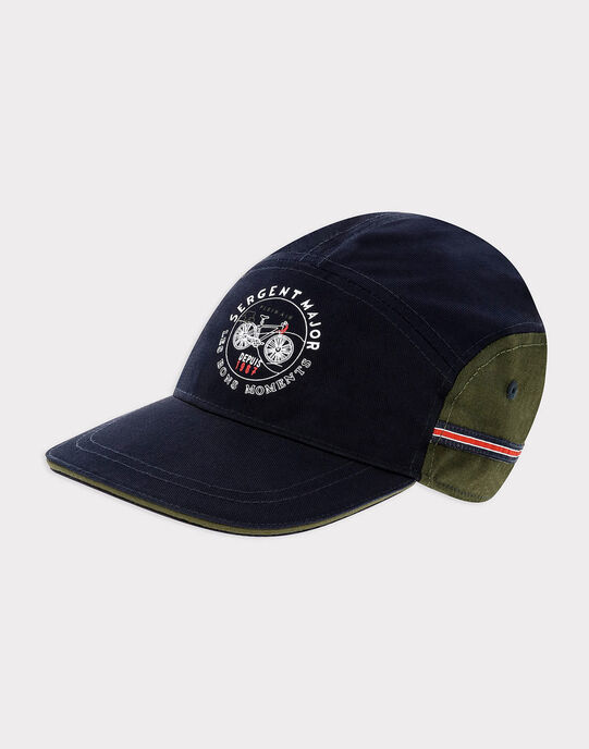 Chapeau Bleu marine SACAPAGE / 19H4PG31CHA713