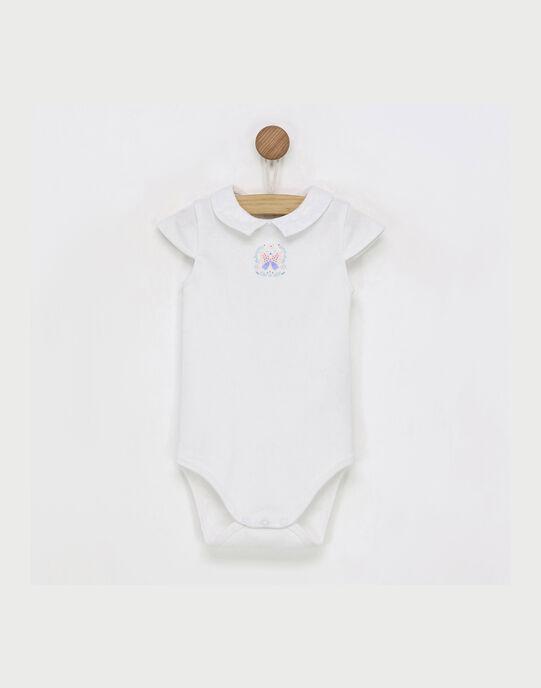 Body blanc RAKAPUCINE / 19E1BFF1BOD001