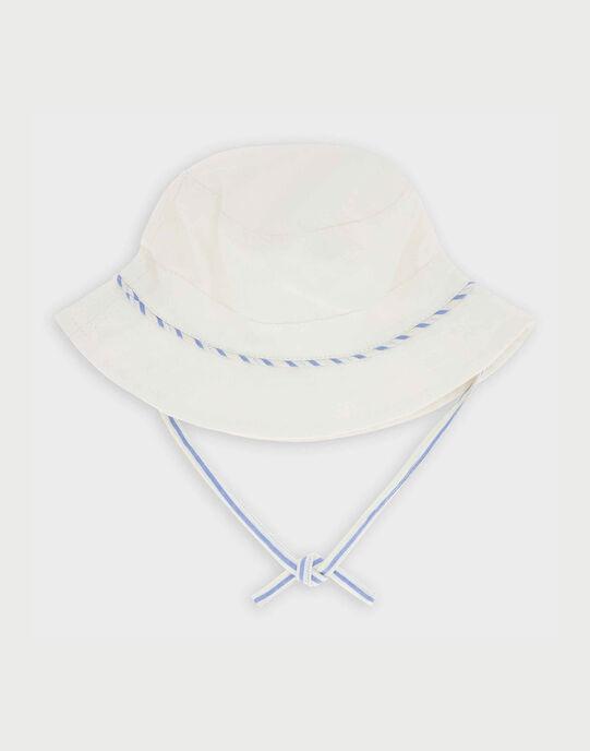 Chapeau blanc RASTANLEY / 19E4BGM2CHA632