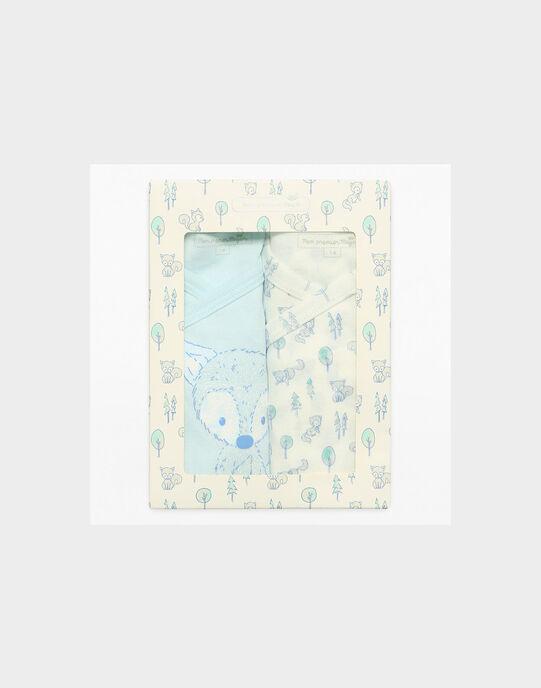 Body bleu ciel PANDREW / 18H0NG11BOD020