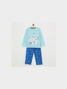 Pyjama bleu PISKIAGE / 18H5PGL2PYJC206