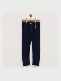 Jeans bleu marine ROLIMIETTE / 19E2PFD1JEA713