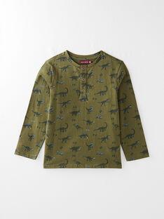 Tee-shirt manches longues imprimé  VUALAINAGE / 20H3PGS1TML604
