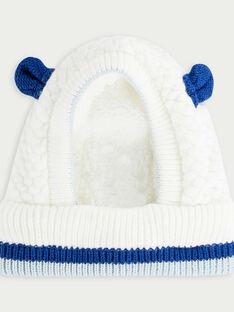 Bonnet blanc  PATOLY / 18H4BGQ3BON001