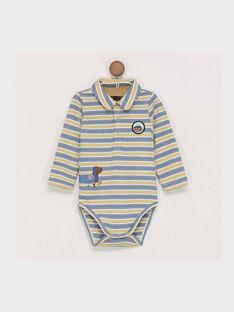 Body bleu marine RACAMIL / 19E1BG61BOD707