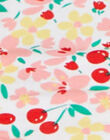 Maillot de bain imprimé fleuri petite fille  TIPOETTE / 20E4PFI2D4L001