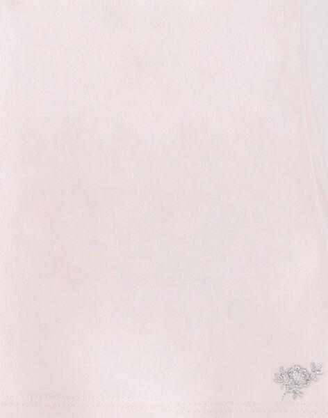 Tee Shirt Manches Courtes Rose VETISHETTEX2 / 20H2PFC7TMCD326