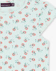 Tee Shirt Manches Courtes Vert ZETIZETTE 1 / 21E2PFI2TMC629