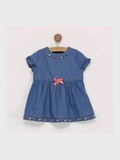 Robe bleu jean RADORA / 19E1BF61ROB704