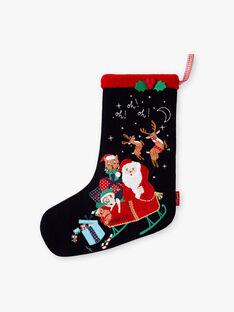 Chaussette de Noël petit enfant garçon  VEFRIAGE / 20H4PGK1ACD717