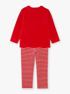 Pyjama rouge VEBIAGE / 20H5PGK3PYJF528
