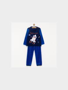 Pyjama bleu foncé PIFUSAGE / 18H5PG53PYJ717