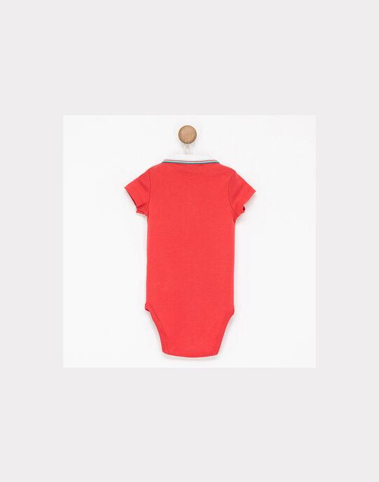 Body rouge NAZODY / 18E1BGS1BOD050