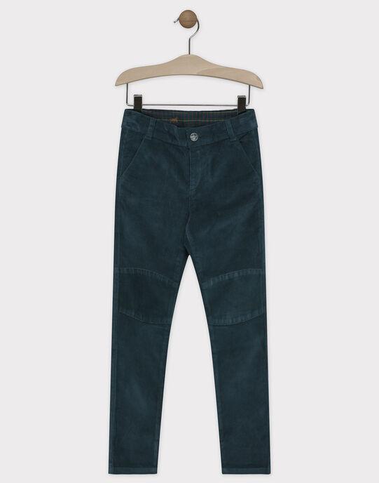 Pantalon Vert SAVIZAGE / 19H3PGC1PANG625