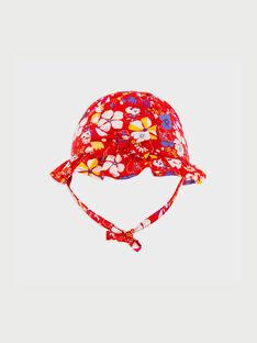 Chapeau rouge RAFOLIE / 19E4BFC1CHAF505