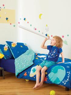 Drap / parure de lit Bleu marine ROFUSEETR / 19EZENX3PLRC204