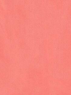 Jupe rose trapeze boutonnée devant  ZETOMETTE / 21E2PFI1JUP404
