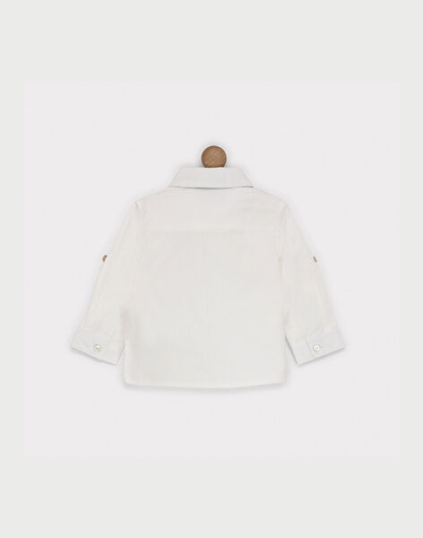 Chemise blanche RALUCAS / 19E1BGF1CHM001