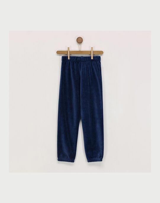 Pyjama bleu REPIRAGE / 19E5PG74PYJC213