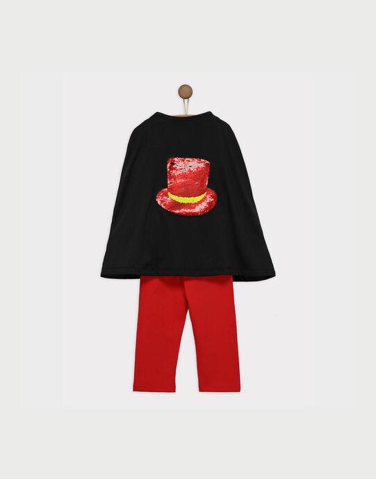 Pyjama Rouge REMILAGEEX / 19E5PG77PYJ050