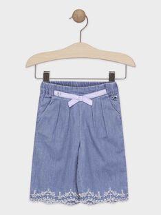 Pantalon en denim bébé fille TAOCEANE / 20E1BFO1PANP272