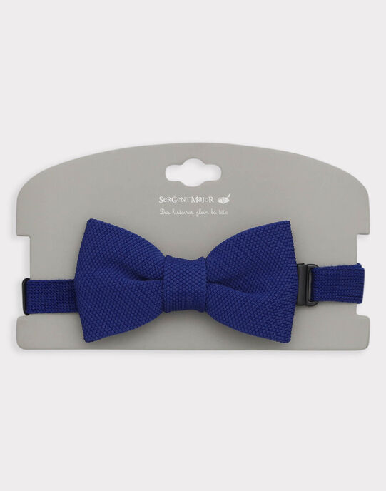 Nœud papillon bleu petit garçon  TINEPAGE / 20E4PGJ1NOE720