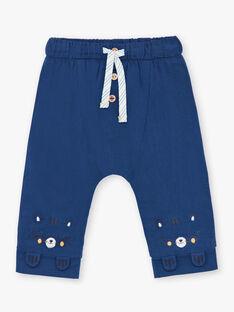 Pantalon bleu  ZAIKAR / 21E1BGI1PAN705