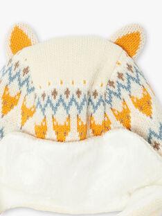 Chapka beige en tricot  VIKOKO / 20H4BGJ2BON808