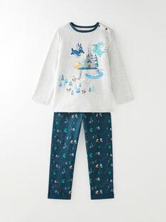 Pyjama petit garçon  VILLAGE / 20H5PG34PYJJ920