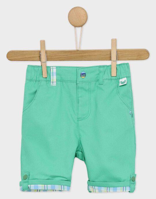 dda497761cb1e Pantacourt Vert : Pantalon et jean bébé | SergentMajor