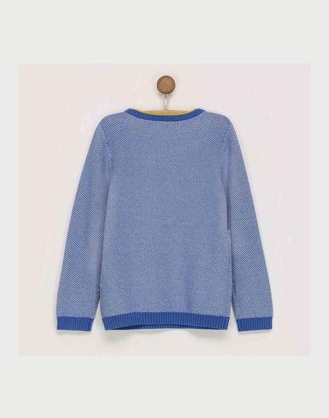 Pull bleu  RAMESAGE / 19E3PG61PUL707