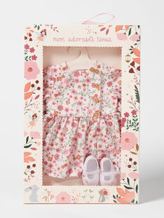Habits poupées Rose TENUE01 / 20J7GF13HPO312