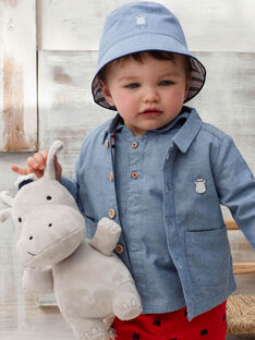 Veste en denim bébé garçon ZAOMAR / 21E1BGT1GILP265