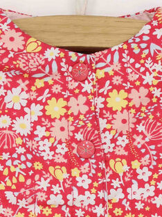 Cardigan rose RADARIEL / 19E1BF63CARD301